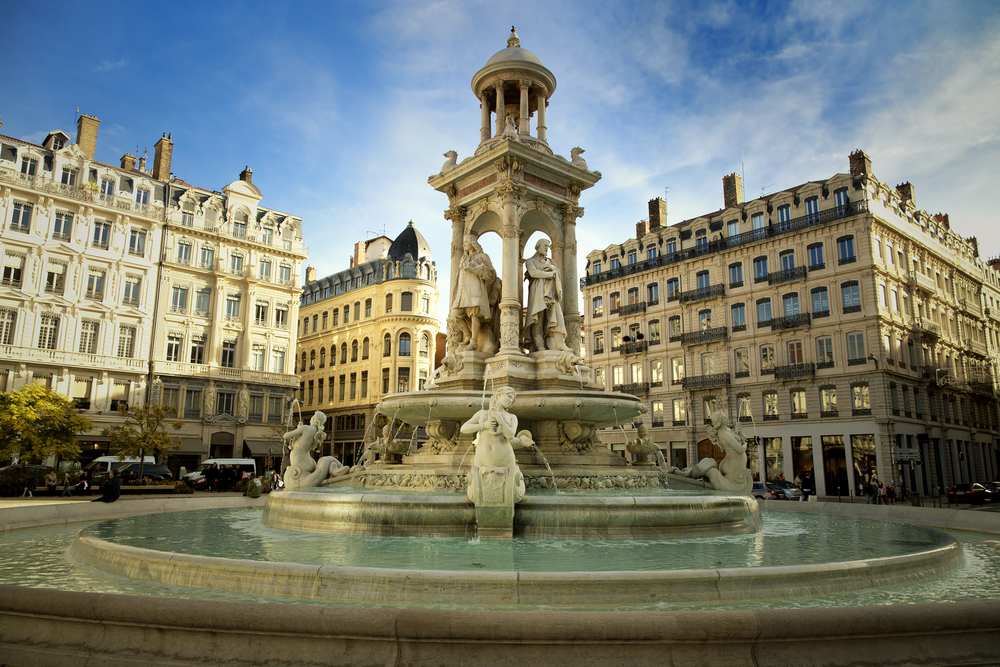 Best districts to stay in Lyon - LaPresqu'Ile