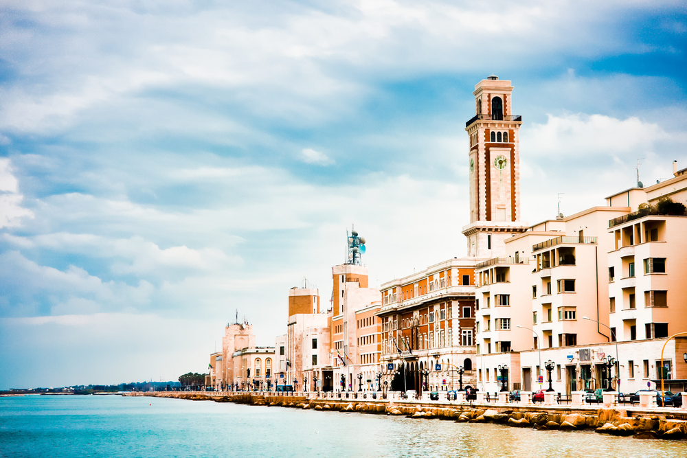 Where to stay in Bari, Italy - Murat