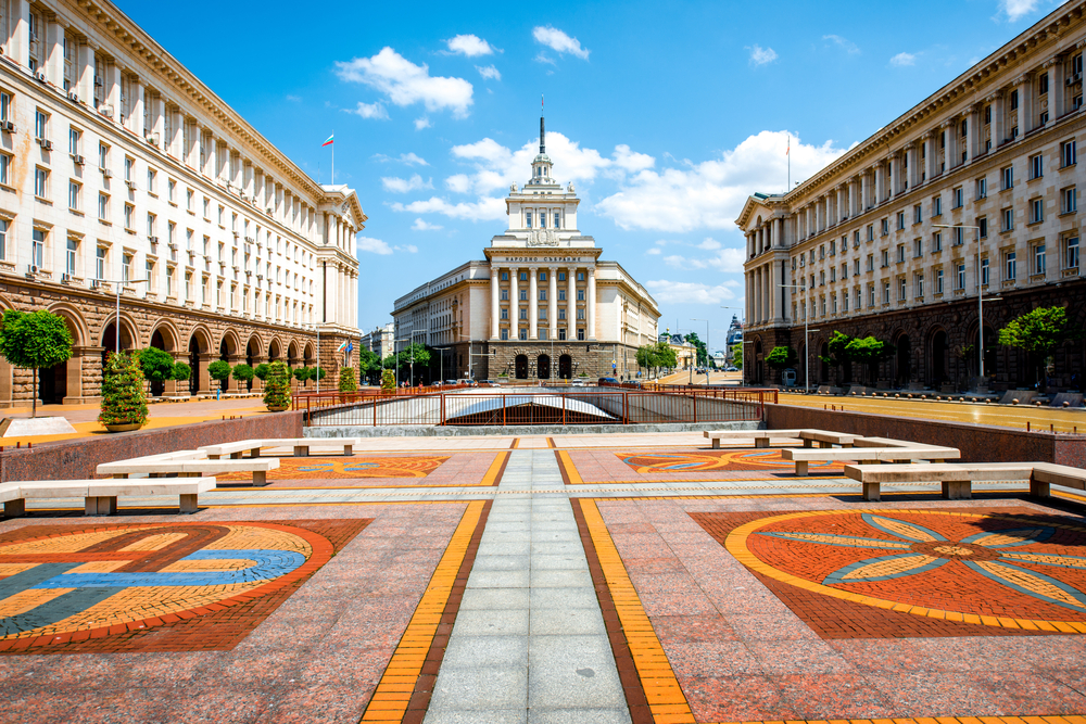 Best areas to stay in Sofia - Centrum