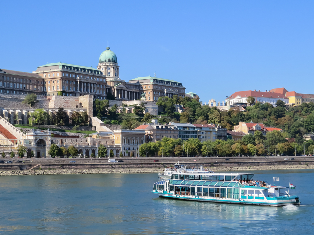 Where to stay in Budapest - Budavár