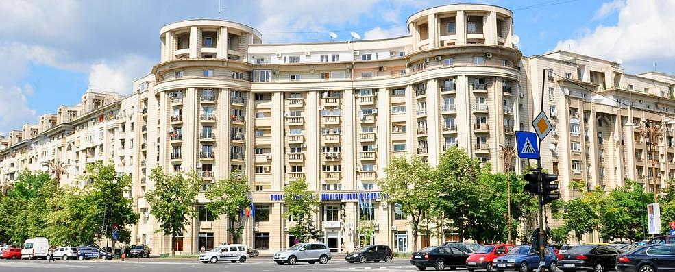 Best location to stay in Bucharest - Civic Centre and Piata Unirii