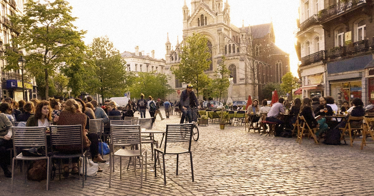 Saint-Gilles - Best districts to stay in Brussels