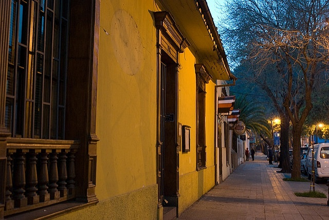 Bellavista - Staying in Santiago, Chile