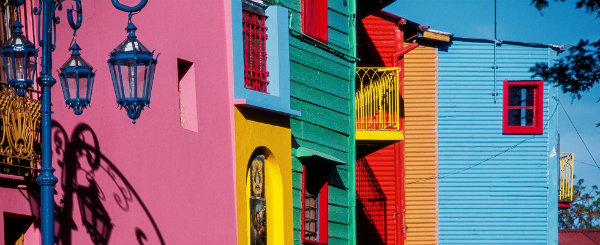 La Boca - Where to stay in Buenos Aires