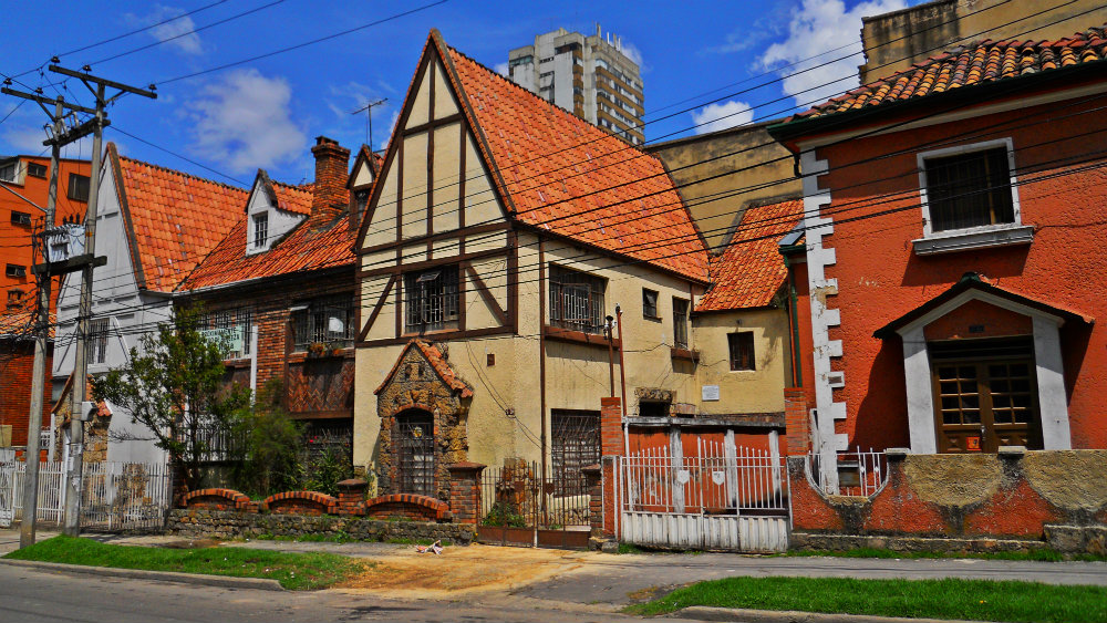 f5639860a Best Areas to Stay in Bogota, Colombia | Best Districts