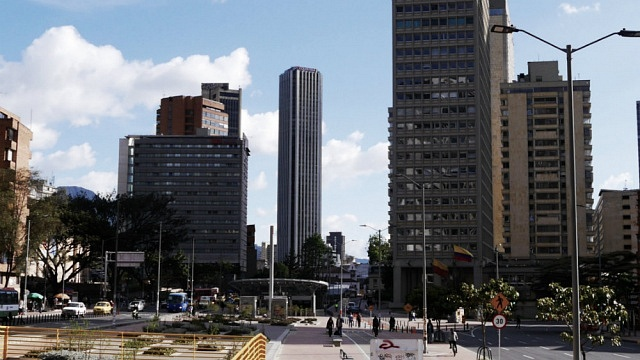 Best area to stay in Bogota for business travelers - Centro Internacional