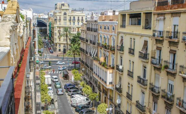 Best districts to stay in Valencia - Ensanche