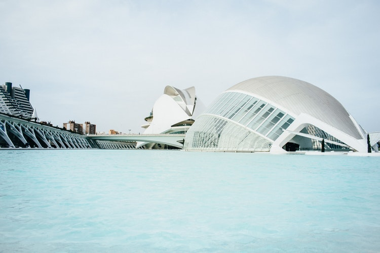 Best areas to stay in Valencia - Ciudad de las Artes y las Ciencias