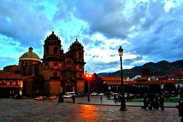 Where to stay in Cusco - Centro Histórico
