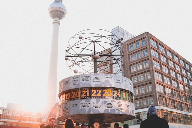 Best areas to stay in Berlin, Germany - Mitte - Alexanderplatz