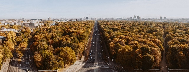 Tiergarten - Best areas to stay in Berlin