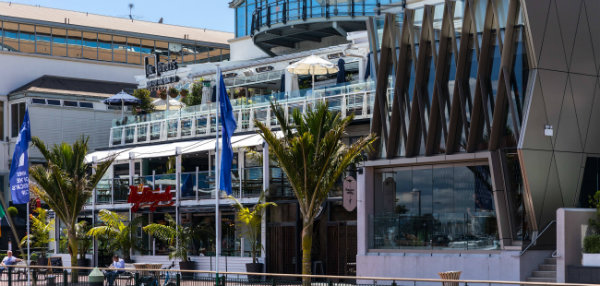 Stay in Viaduct Harbour - Auckland, New Zealand