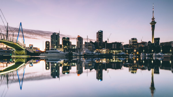 Auckland CBD - Best areas to stay in Auckland