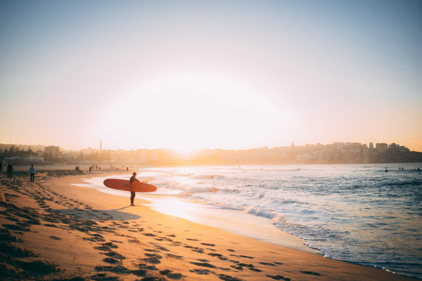Bondi Beach - Where to stay in Sydney