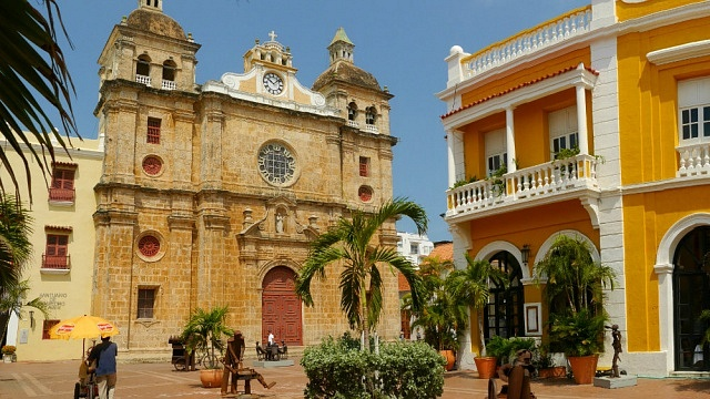 Where to stay in Cartagena - Centro Histórico