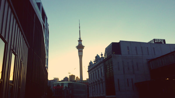 Sky Tower - CBD - Best areas to stay in Auckland