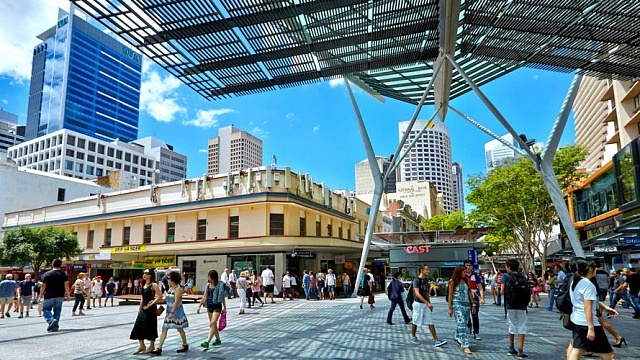 Where to stay in Brisbane - CBD