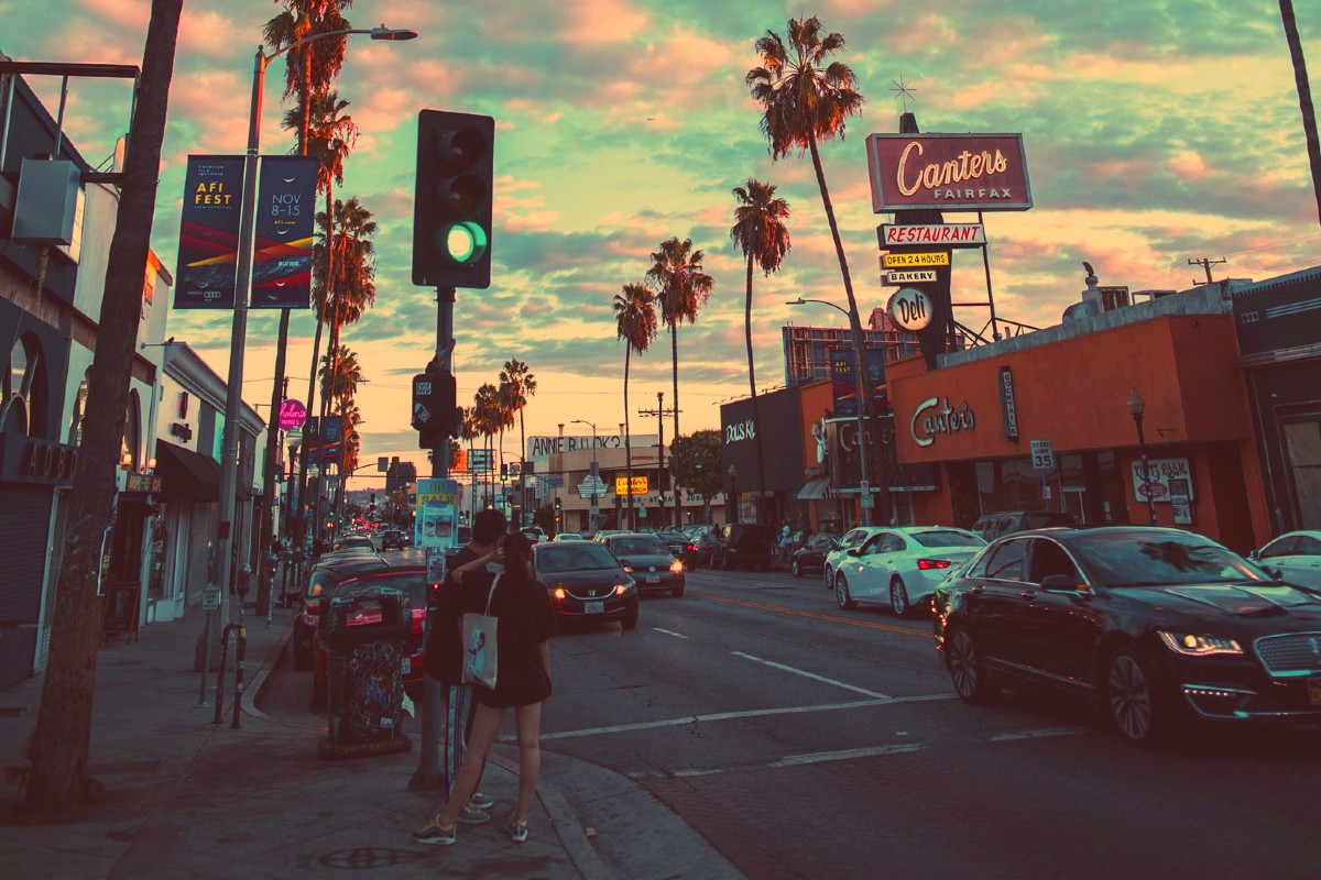 Best areas to stay in Los Ángeles - West Hollywood