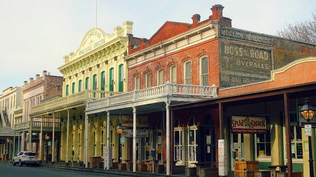 Where to stay in Sacramento - Historic District