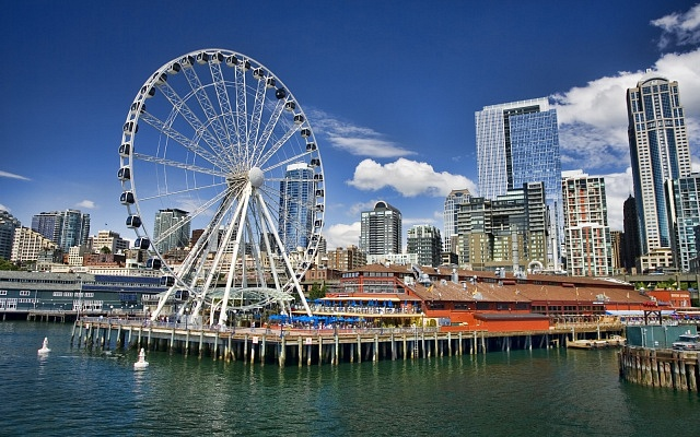 Where to stay in Seattle - Central Waterfront & Downtown