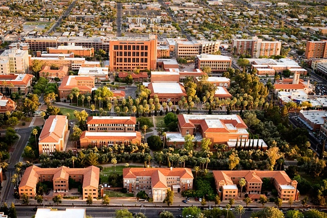 Where to stay in Tucson - Close to the University of Arizona