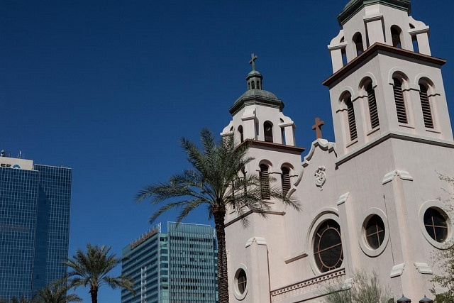 Best areas to stay in Phoenix - Downtown