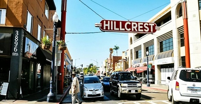 Best areas to stay in San Diego, California - Hillcrest