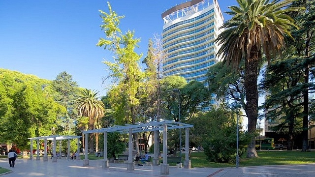 Best area to stay in Mendoza - City Center (Downtown Mendoza)