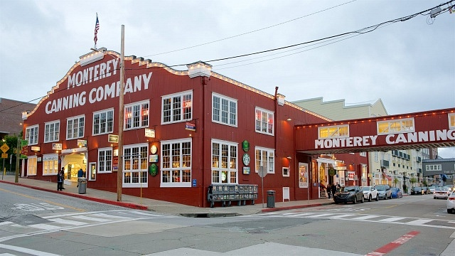 Where to stay in Monterrey, California - Cannery Row