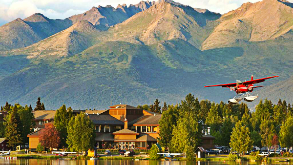 Best areas to stay in Anchorage - Accommodation near Ted Stevens International Airport