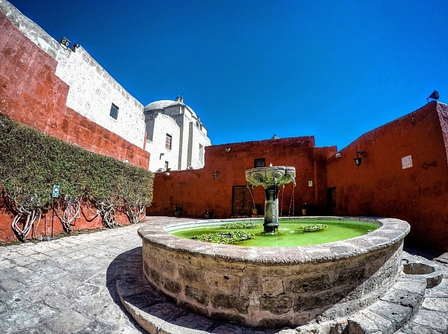 Best areas to stay in Arequipa - Historic Center