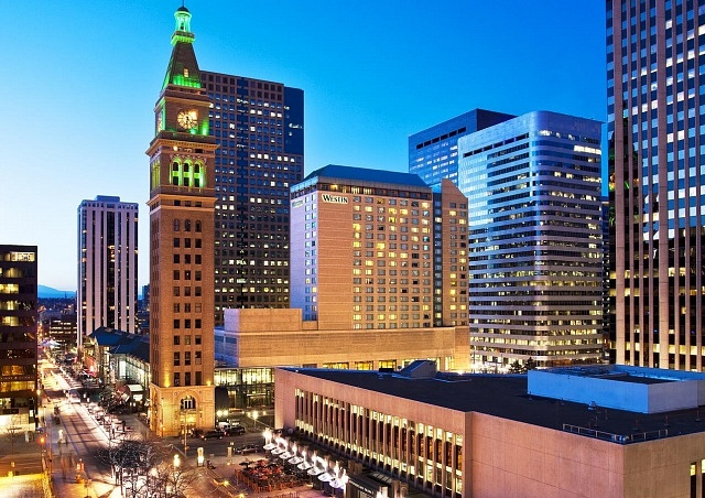 Best areas to stay in Denver - Downtown Denver