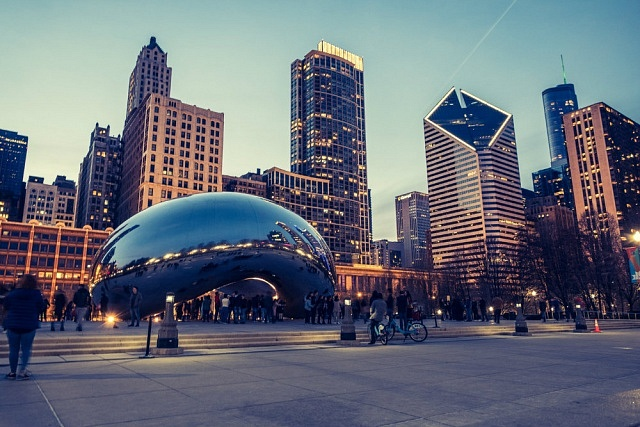 Chicago Loop - Best areas to stay in Chicago