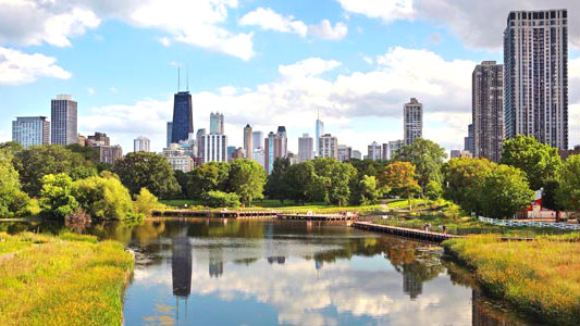 Best areas to stay in Chicago - Lincoln Park