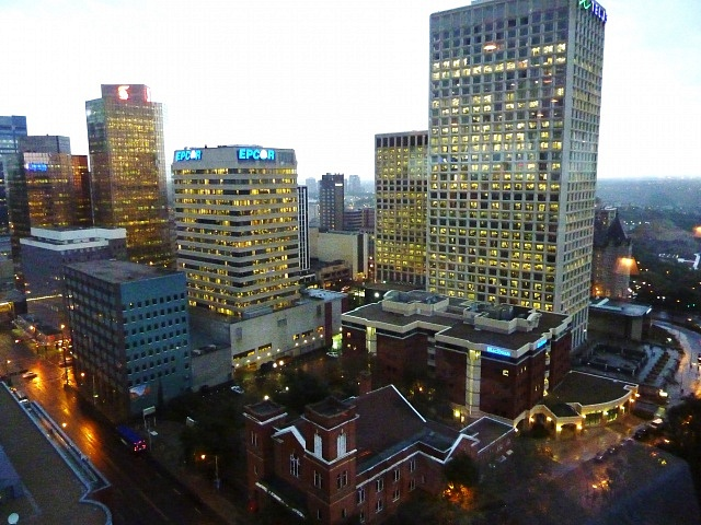 Where to stay in Edmonton - Downtown