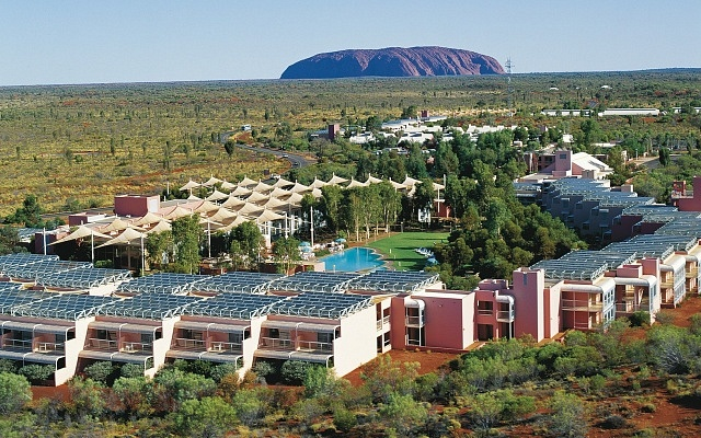 Where to stay to visit Ayers Rock - Yulara