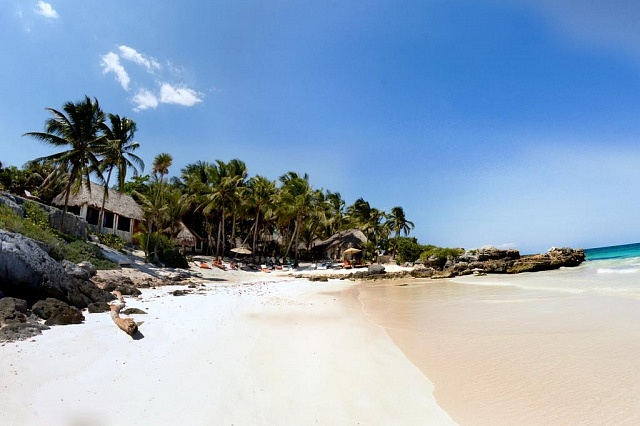 Best areas to stay in Tulum, Mx - Playa Paraíso