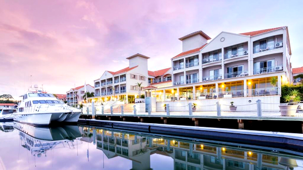 Where to stay in the Gold Coast - Hope Island