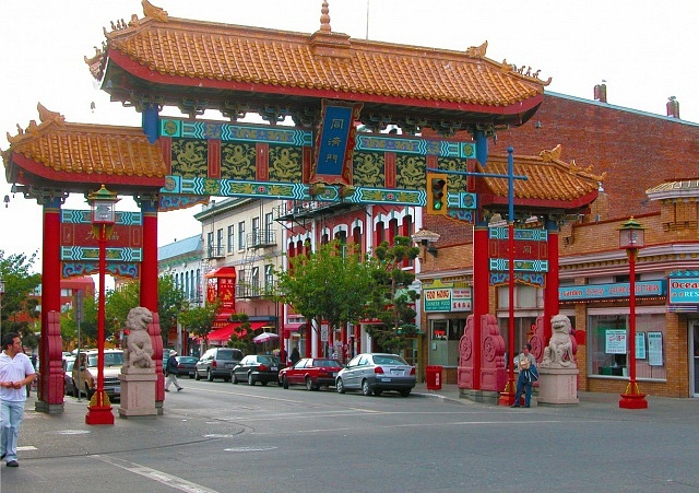 Best areas to stay in Victoria, British Columbia - Chinatown
