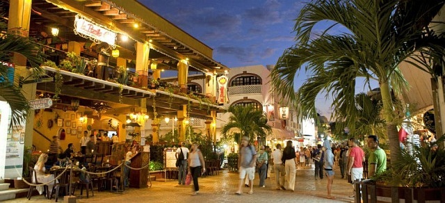 Best areas to stay in Playa del Carmen - City Center