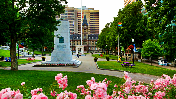The best areas to stay in Halifax, Canada - Downtown