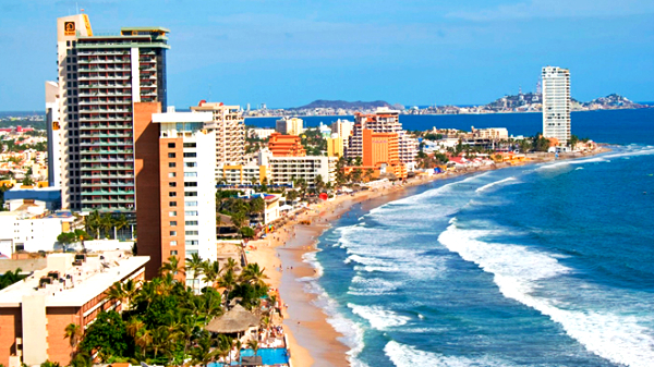 Best areas to stay in Mazatlan - Zona Dorada