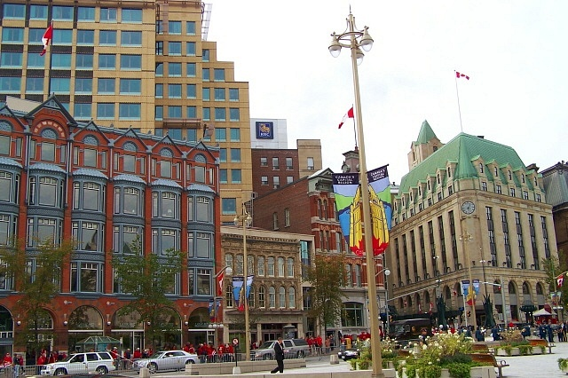 Best areas to stay in Ottawa, Canadá - Centretown