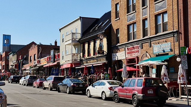 Where to stay in Ottawa, Canadá - ByWard Market