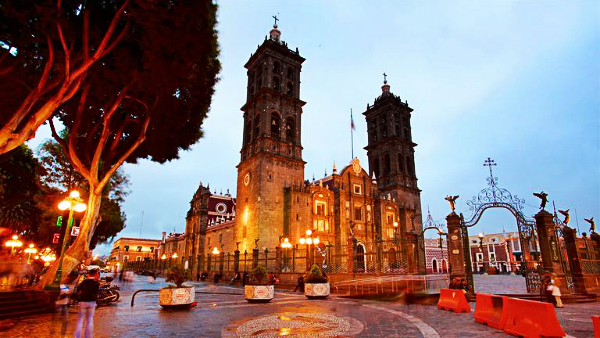 Best areas to stay in Puebla - City Center