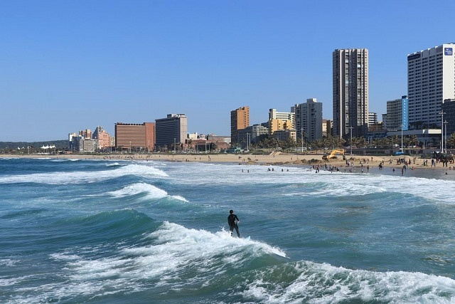 Where to stay in Durban - Durban City Centre