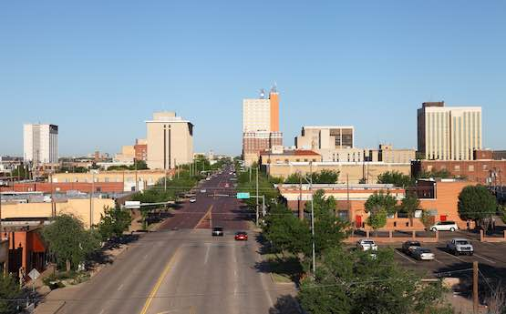 Where to stay in Lubbock, Texas - Downtown Lubbock