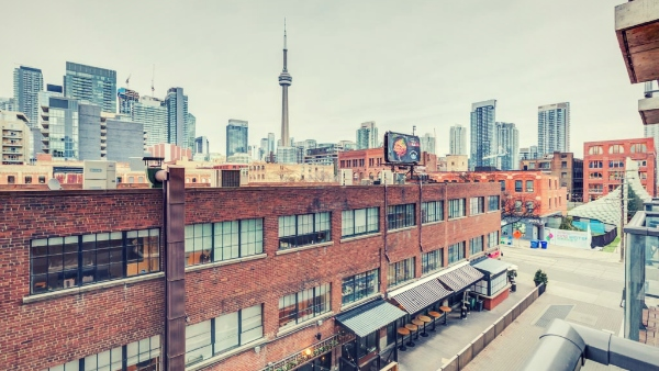 Where to stay in Toronto - Fashion District