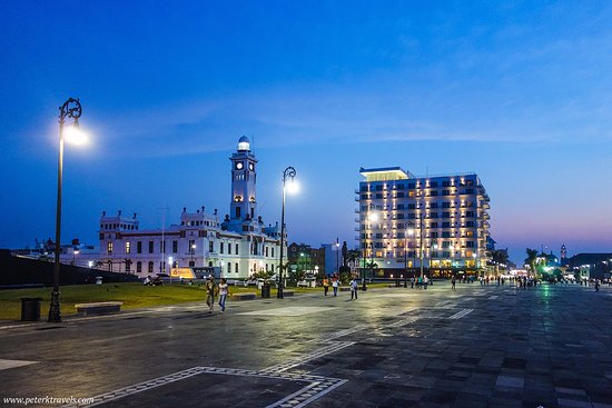 Where to stay in Veracruz - Malecon