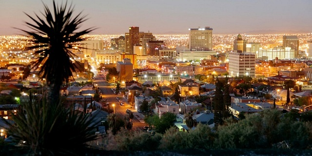 Best areas to stay in El Paso, Texas - Downtown
